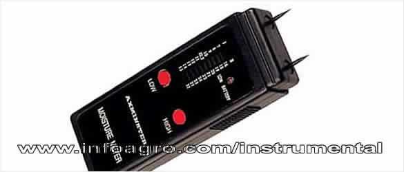 Medidor de humedad para suelos y paredes tienda on line - Detector de humedad para suelos y paredes ...