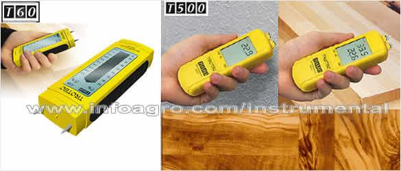Detectores de humedad transportes de paneles de madera - Aparato para la humedad ...