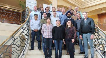 Axia Seeds celebra en Almería su Congreso Internacional de Fitomejoradores