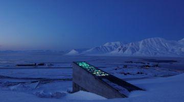 La Bóveda Mundial de Semillas de Svalbard cumple 10 años