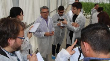 Semillas Fitó invierte en Almería 1,5 millones de euros en ampliar sus instalaciones de I+D