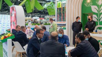 Yuksel Seeds destaca en el gran reencuentro del sector en Fruit Attraction