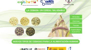 Semillas Batlle registra las primeras variedades de cebada para alimentación humana